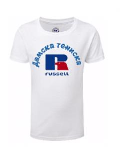 Дамска тениска Russell