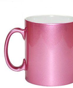 Розово Кехлибарена чаша