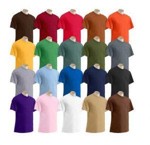 тениски с разцветки