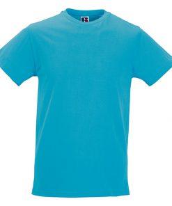 Мъжка Памучна Тениска Russell