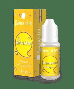 Banana 10ml-Flavourtec Premium E-Liquids