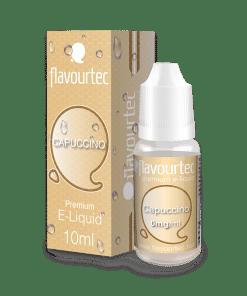 Capuccino 10ml-Flavourtec Premium E-Liquids