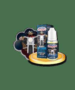 Easy Rider 10ml-E-Liquid American Stars by Flavourtec