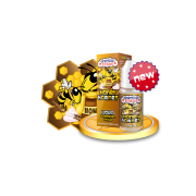 Honey Hornet 10ml-E-Liquid American Stars by Flavourtec
