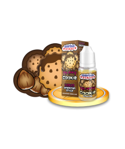 Nutty Buddy Cookie 10ml-E-Liquid American Stars by Flavourtec