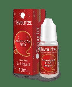 American Red 10ml-Premium E-Liquid/Американски Червен Тютюн