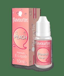 Peach-Праскова 10ml-Flavourtec Premium E-Liquid